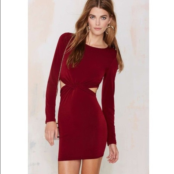 Urban Outfitters Dresses & Skirts - Urban Outfitters | Glamorous Cut Out Mini Dress